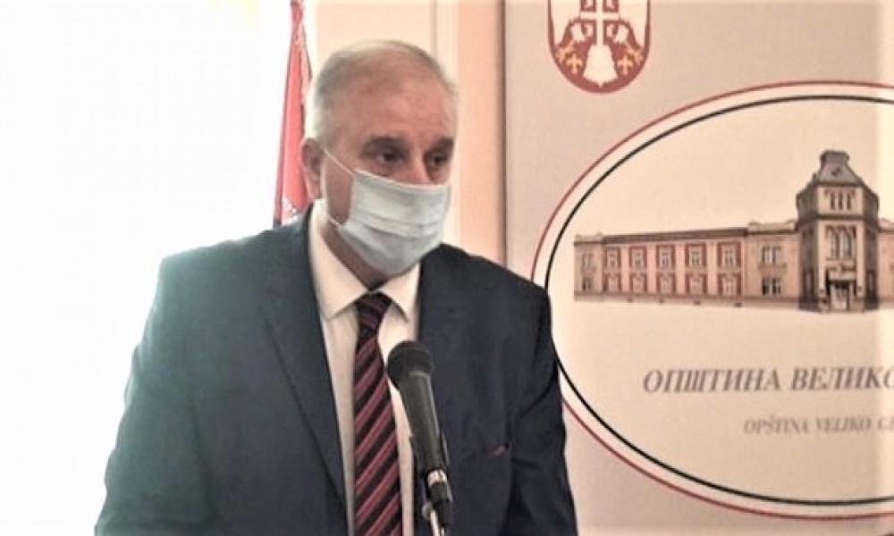 Apel predsednika opštine Dragana Milića za poštovanje mera zaštite od Kovida 19