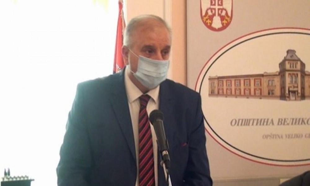 Dragan Milić ponovo predsednik opštine Veliko Gradište