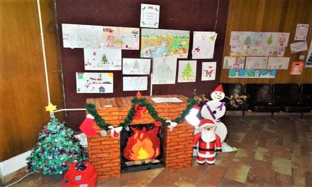 Novogodišnji likovni konkurs za učenike osnovnih škola I mališane vrtića u Kučevu
