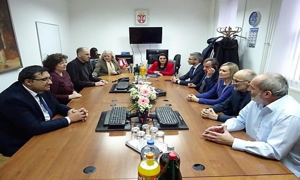RUSKI PRIVREDNICI POSETILI  OPŠTINU KUČEVO