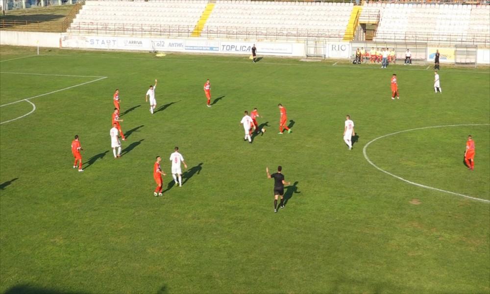 Utakmica finala Kup-a GFS POŽAREVAC