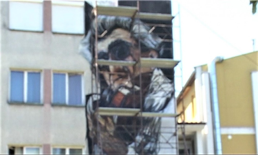 Veliko Gradište dobija mural Vlastimira Pavlovića Carevca
