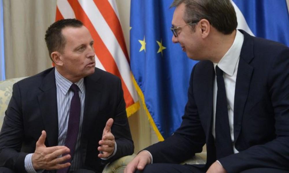 Grenel: Vučić je težak pregovarač, bori se za srpski narod
