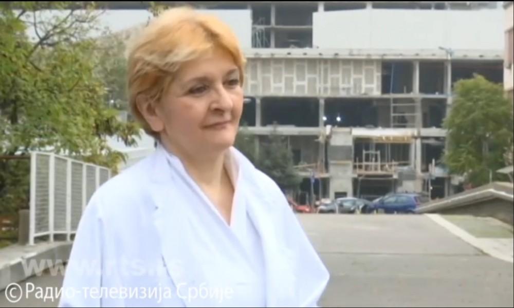 Danica Grujičić za RTS: Potreba za tretmanom na iks-nožu je sve veća