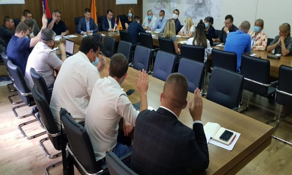 Dodeljeni resori članovima Gradskog veća grada Požarevca