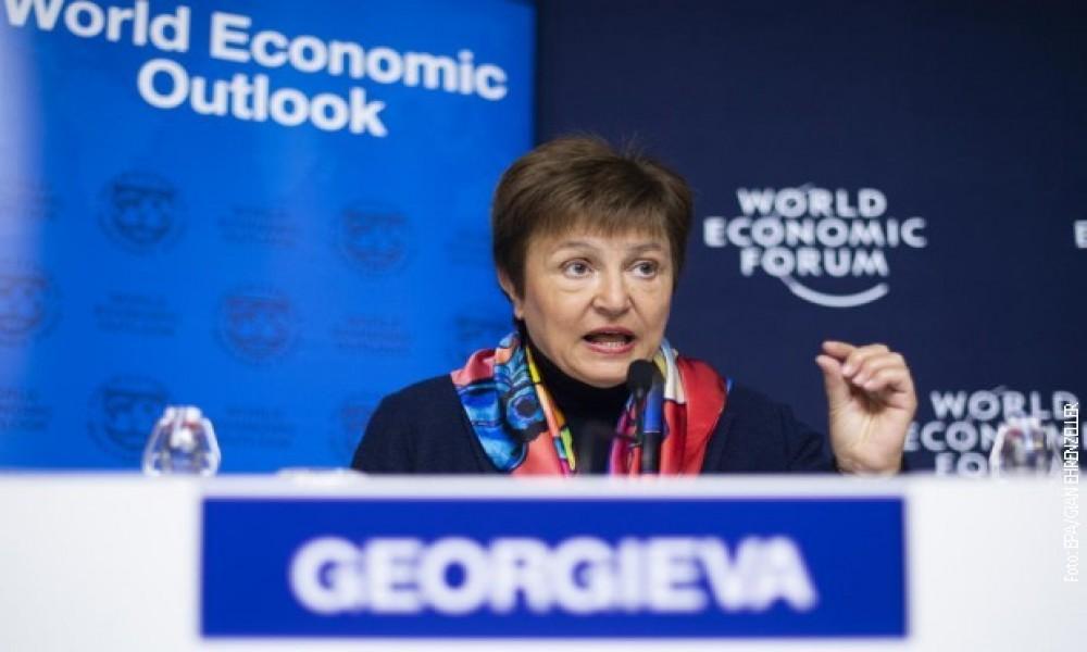 Georgijeva: Pandemija zbrisala 12 biliona dolara svetskog BDP-a