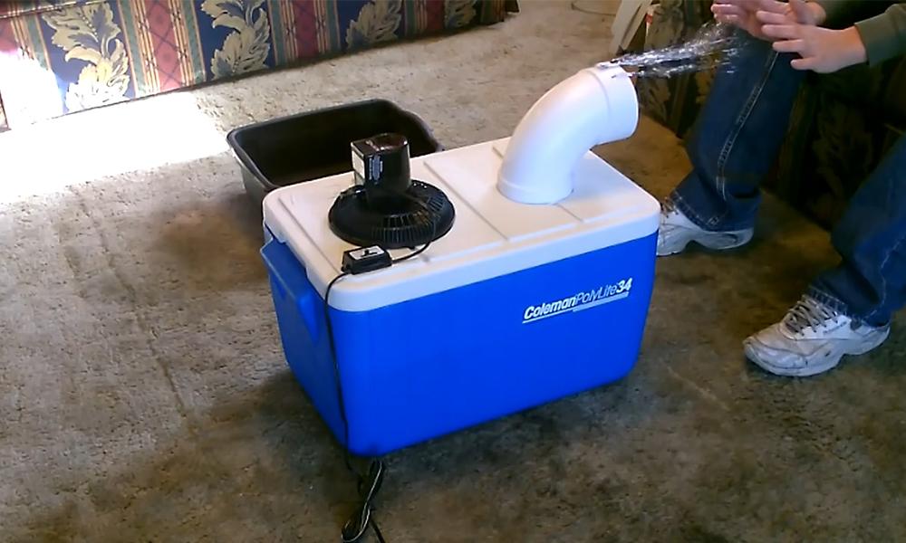 Najjeftiniji klima-uređaj: idealno rashlađenje za malo para (VIDEO)