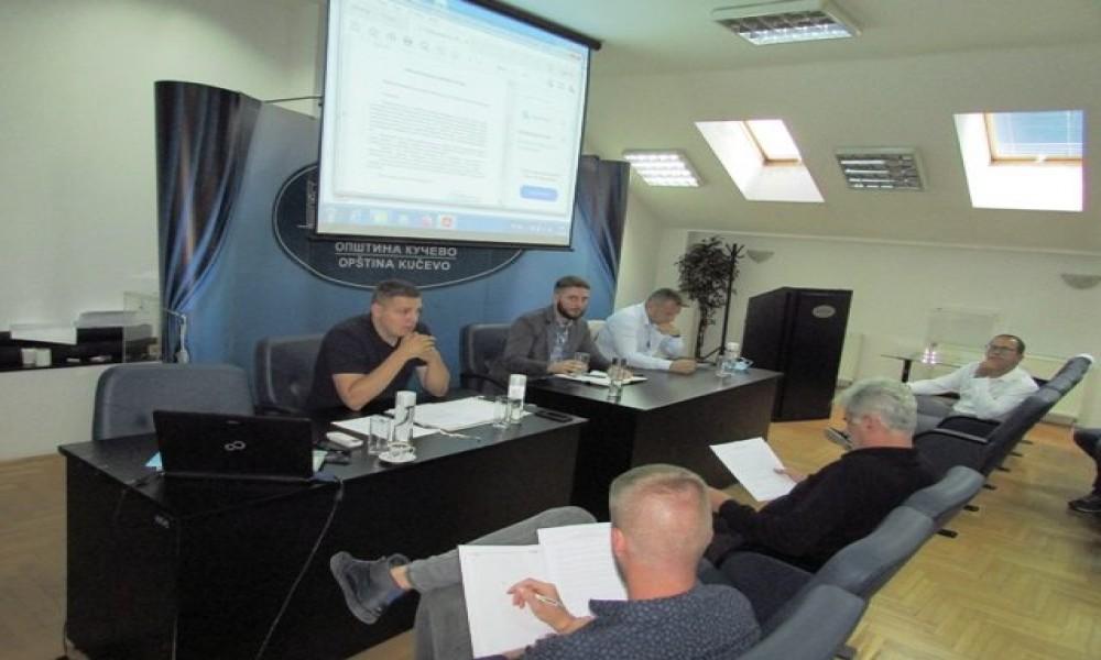 U Kučevu zasedalo Opštinsko veće