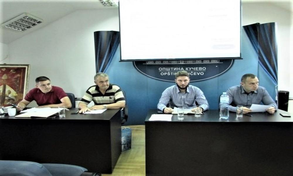 U Kučevo zasedalo Opštinsko veće