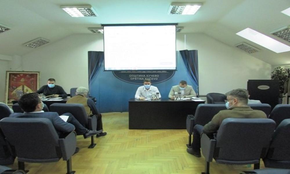 U Kučevu danas zasedala opštinska vlada