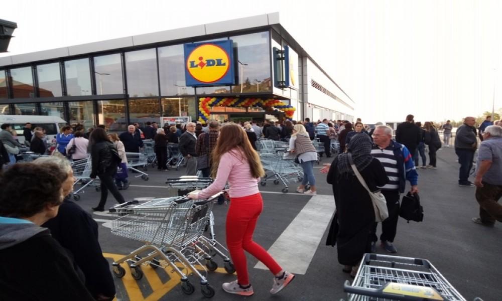 Lidl otvorio 16 prodavnica u 12 gradova u Srbiji