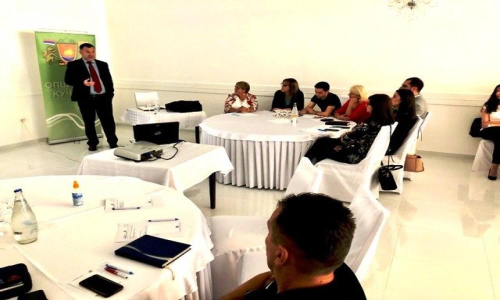 U Kučevu održan dvodnevni seminar na temu turizam kao globalni fenomen