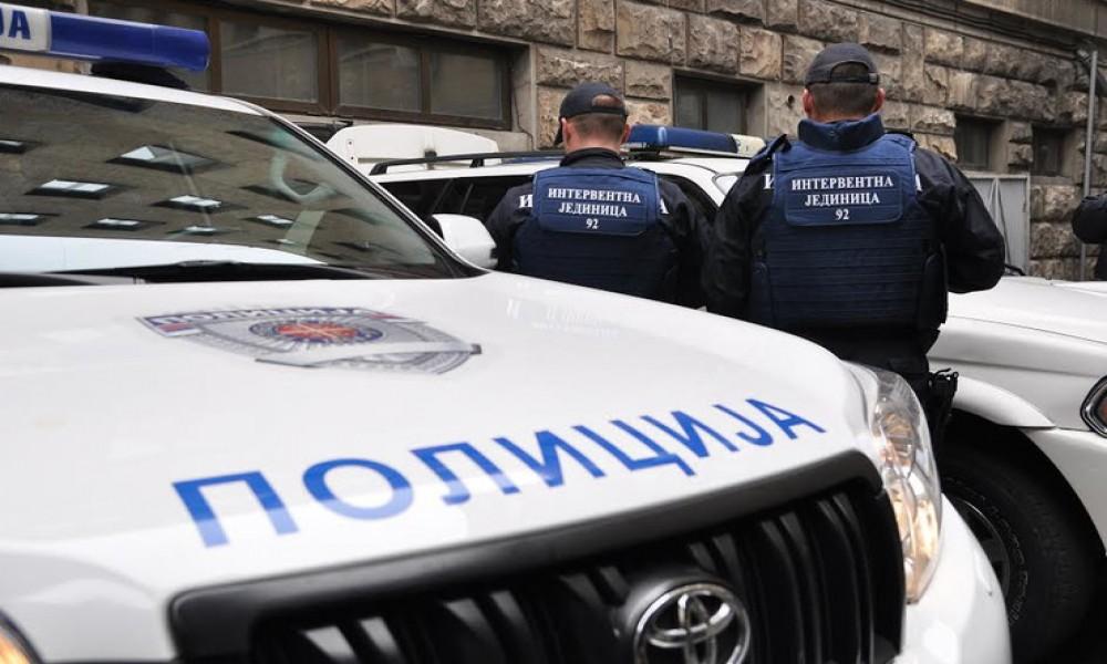 U Petrovcu na Mlavi uhapšen M.P. (1991)