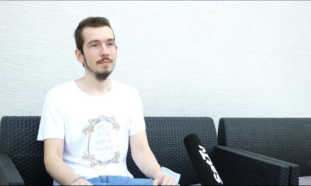 Požarevljanin Ivica Mišić izborio je podršku da unapredi svoj talenat