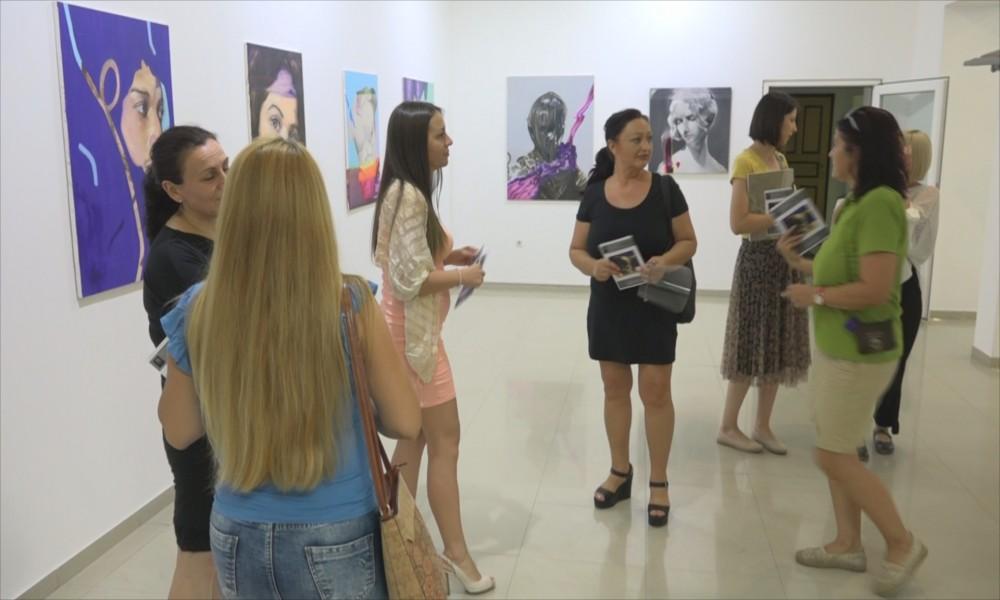 """""""Digitalna greška"""" Milana Aleksića u Galeriji savremene umetnosti"""