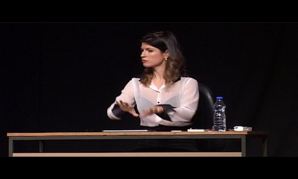 ZAVRŠENE 17 POZORIŠNE SVEČANOSTI U RABROVU- PLAKETA ŽANKA STOKIĆ  GLUMICI  MARIJI VICKOVIĆ