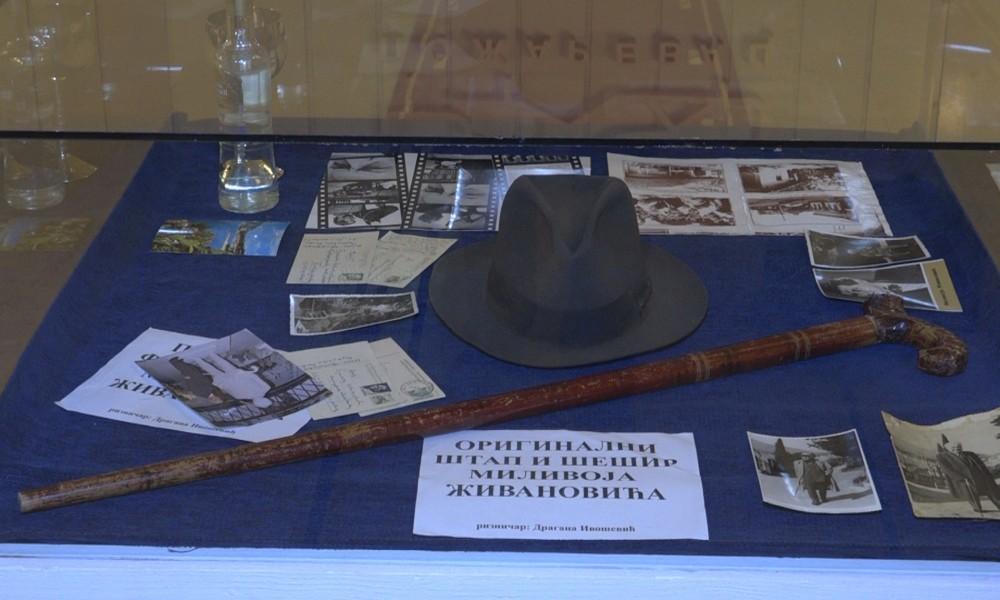 Online Milivojev štap i šešir