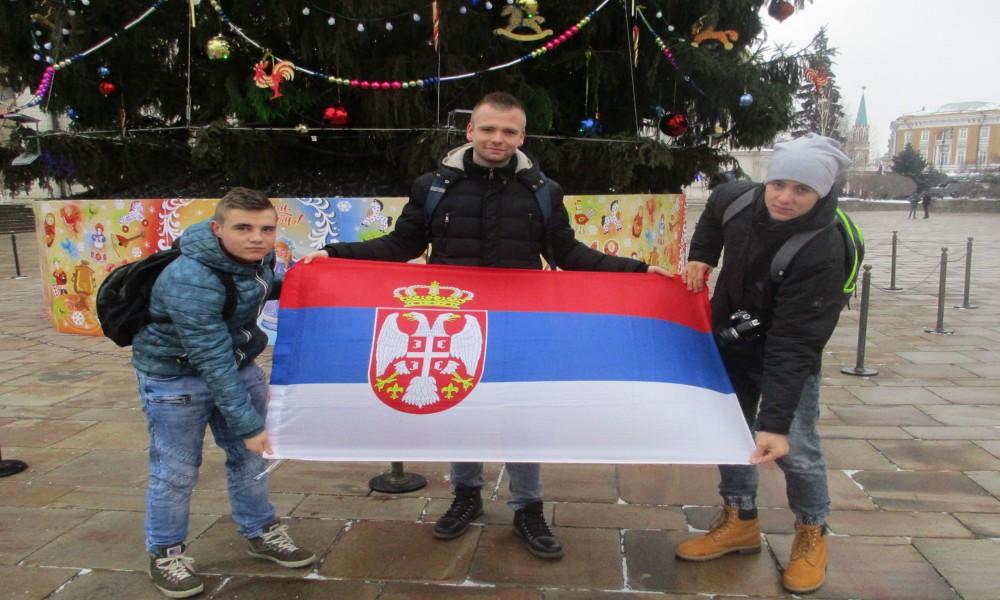 MLADI KUVARI IZ SRBIJE ODUŠEVILI RUSE SVOJIM UMEĆEM