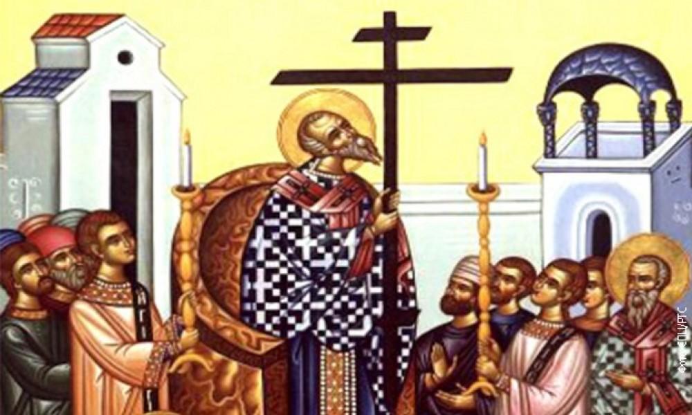 Danas je jesenji Krstovdan-vernici poste na dan kada je pronađen Časni krst