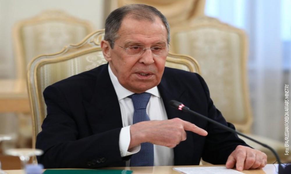 Novosti: Lavrov u Beogradu 28. i 29. oktobra