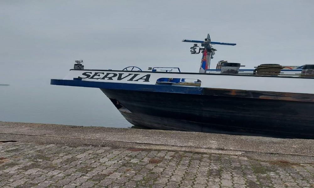 Milionski manjak nafte u holandskom brodu