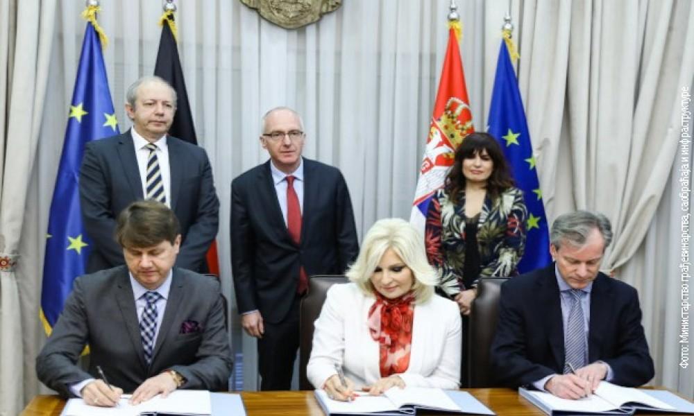 Ugovori sa nemačkom bankom za deponije u Kruševcu i Vranju