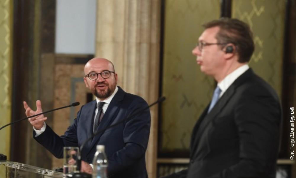 Mišel doneo nove predloge, potreban angažovaniji pristup EU