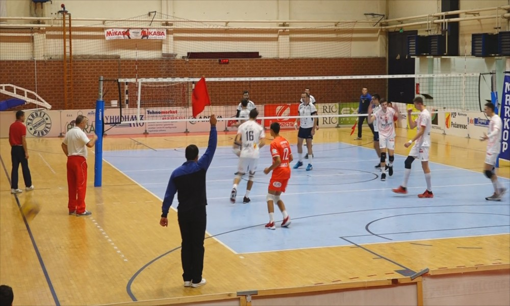 Odbojkaši ne igraju utakmicu Kupa CEV zbog korone