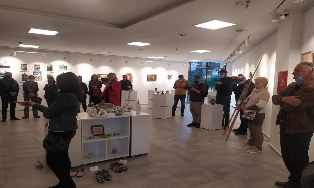 Otvorena izložba u čast velikog zlatiborskog umetnika
