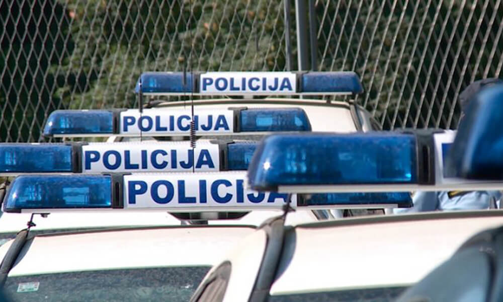 SAOPŠTENJE POLICIJSKE UPRAVE POŽAREVAC