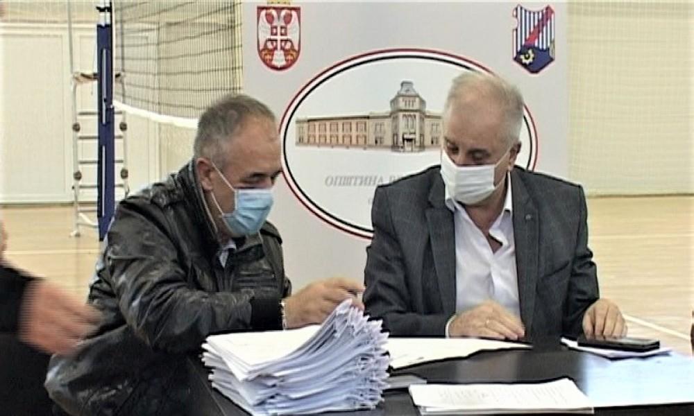 U Velikom Gradištu potpisani ugovori o finansiranju sportskih klubova i udruženja