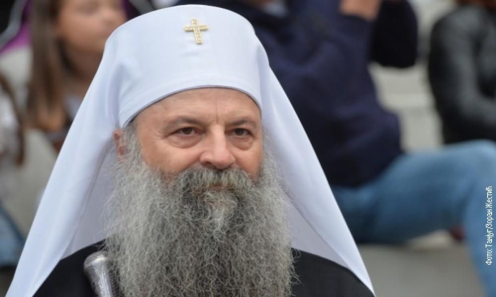 Patrijarh: Granice Crkve se ne menjaju sa granicama država