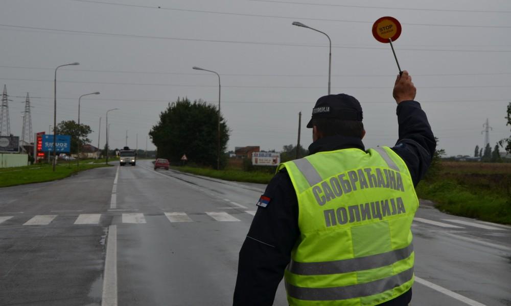 POLICIJA U TOKU PRAZNIKA IZDALA ČAK 203 ŠREKŠAJNA NALOGA