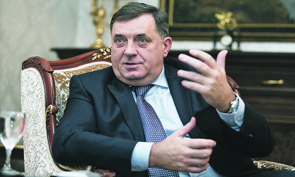 Dodik -  Republika Srpska i Srbija imaju najbolji period u saradnji