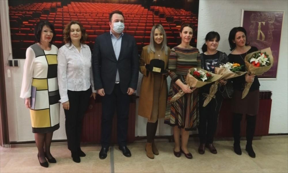 Bojana Urošević najbolja na festivalu Milivojev štap i šešir