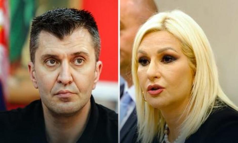Mihajlović o nesporazumu sa ministrom Zoranom Đorđevićem  Pričali smo o dva različita zakona