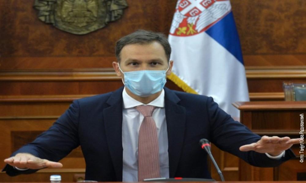 Siniša Mali potvrdio da ostaje ministar finansija, Šapić kaže da neće biti ministar