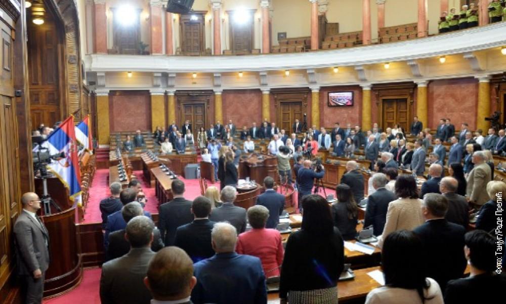 Ministri obrazložili zakone, sutra rasprava