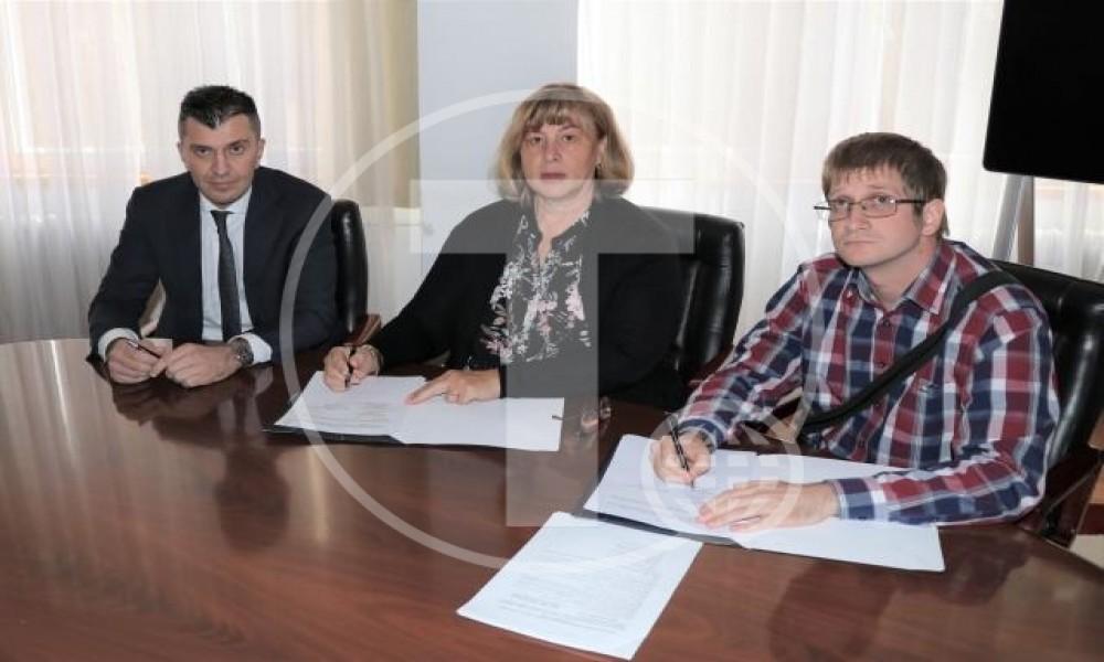 Potpisan Kolektivni ugovor Fonda PIO