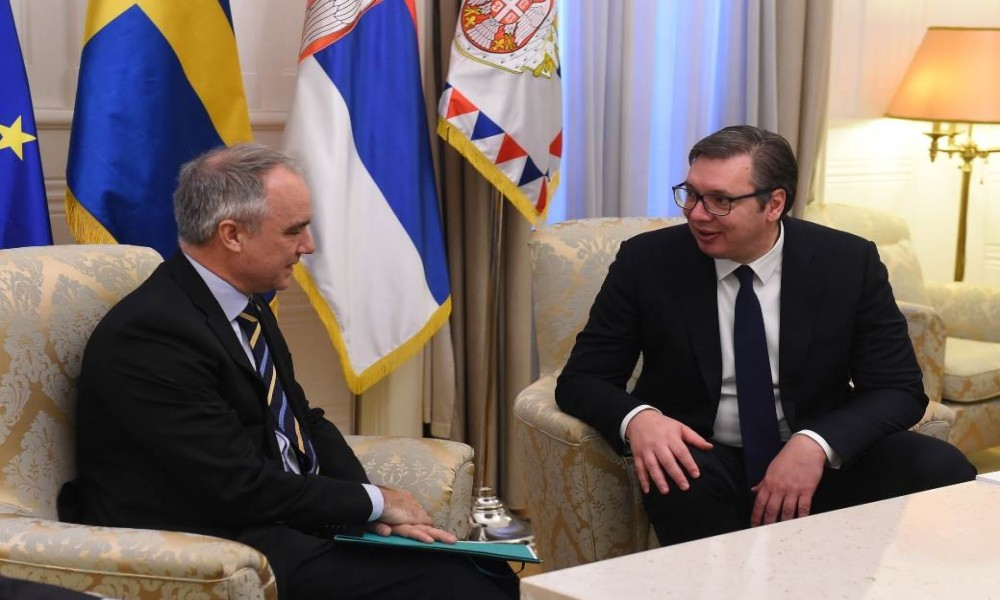 Vučić pozvan na Forum o Holokaustu u Malmeu