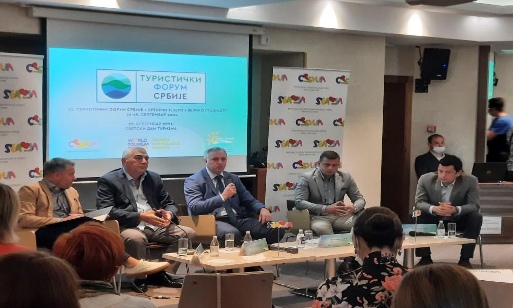Zlatiborci na 11. Turističkom forumu Srbije