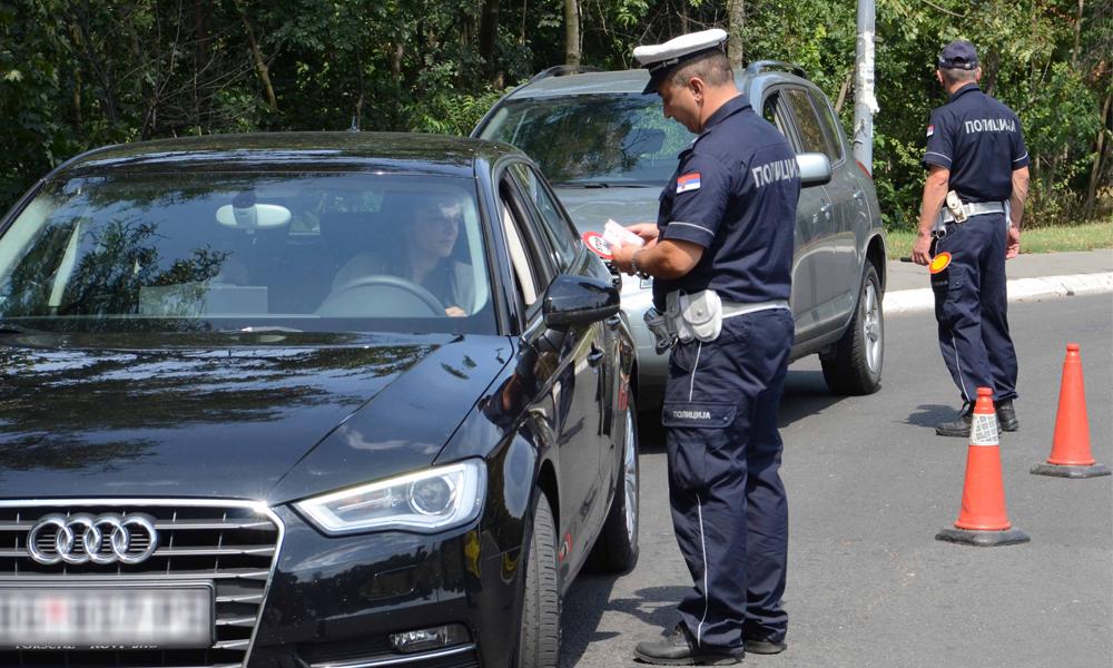 Ko može da vozi auto sa stranim tablicama u Srbiji?