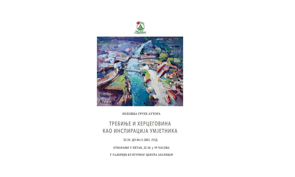 Trebinje i Hercegovina kao inspiracija umetnika