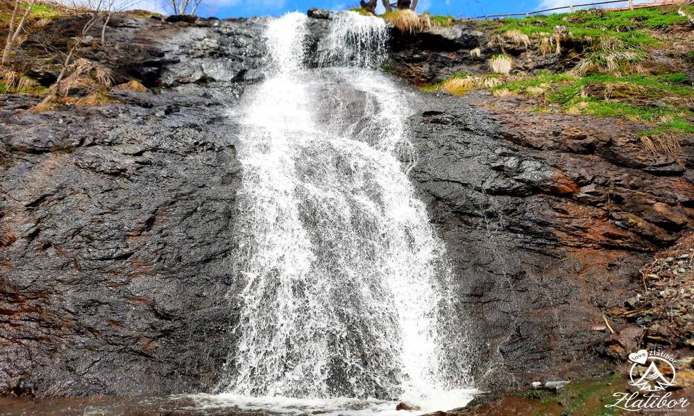 Vodopad Skakavac skriveni dar Zlatibora
