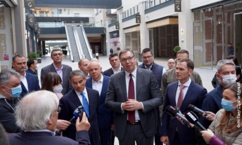 Vučić: Narednih dana biće poznat mandatar nove vlade