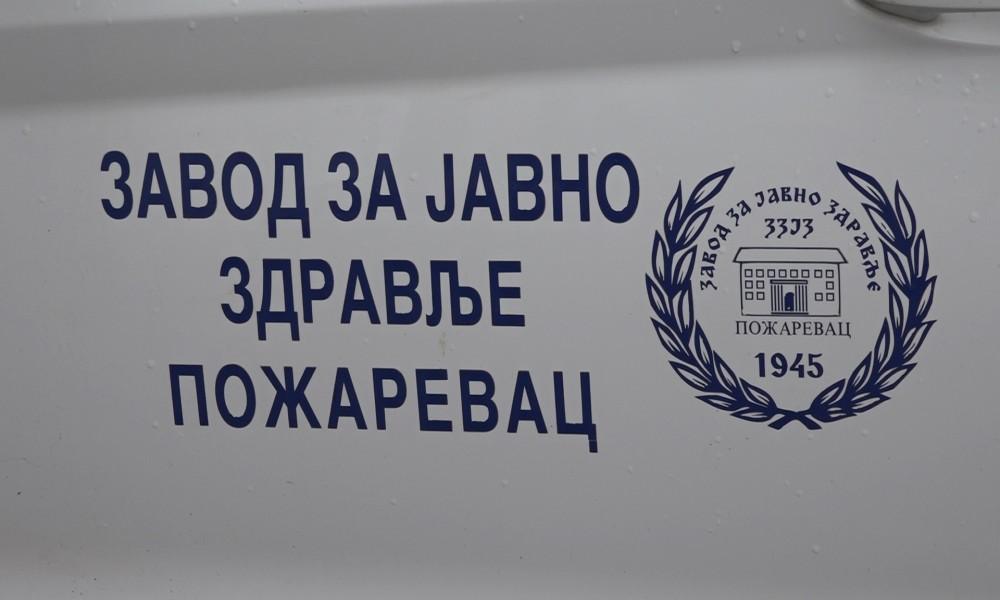 U Braničevskom pet, a u Podunavskom okrugu 25 obolelih
