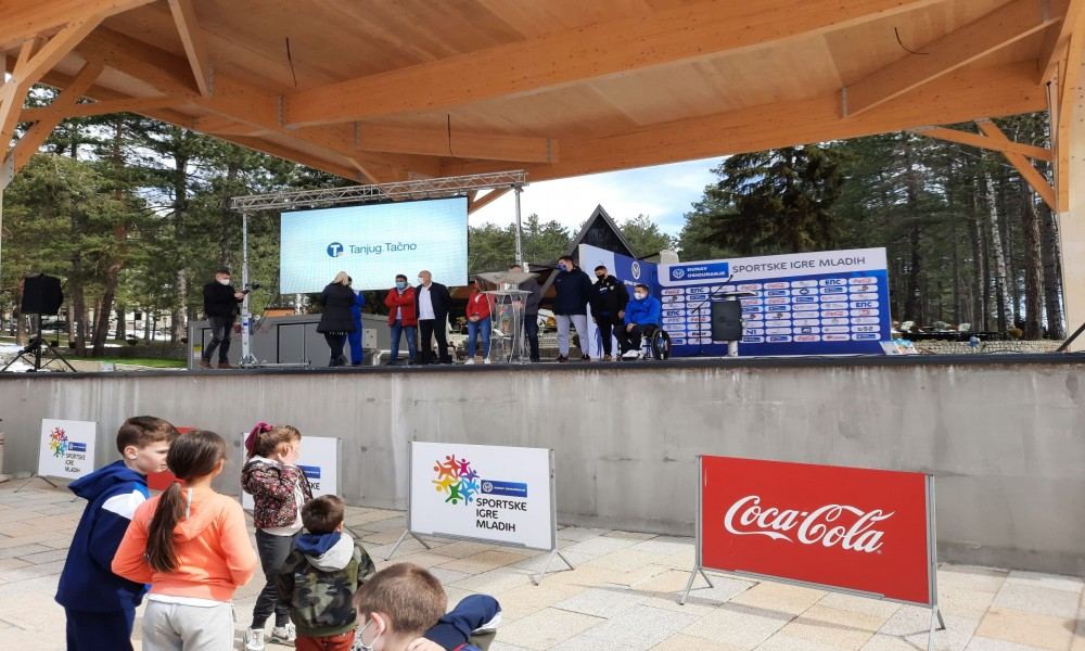 SIM Karavan radosti i prijateljstva posetio Zlatibor