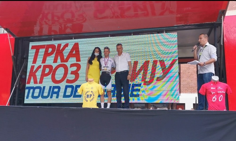 Biciklisti 60. Trke kroz Srbiju stigli na Zlatibor