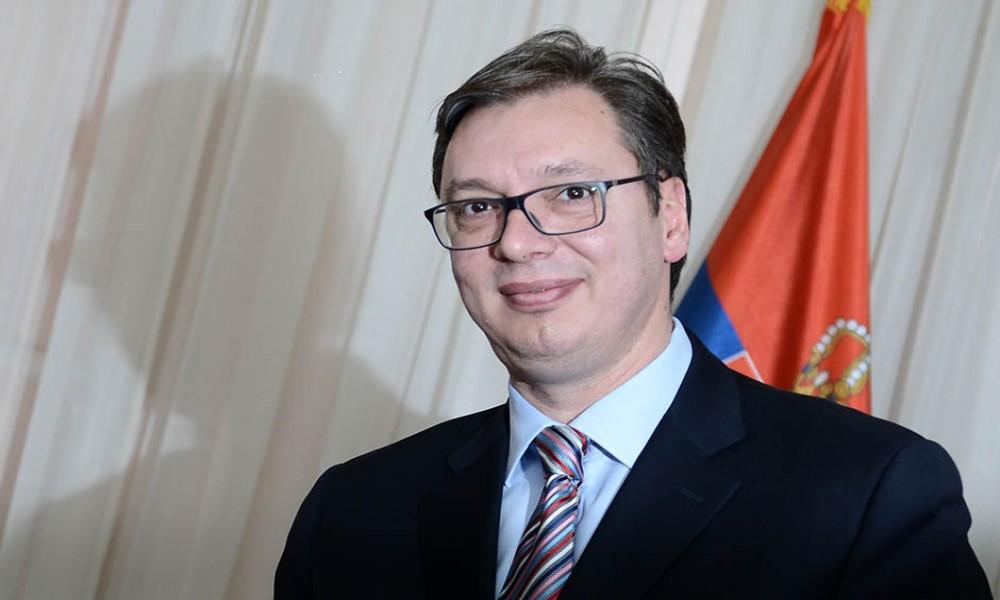 """Vučić na otvaranju """"Leonija"""""""
