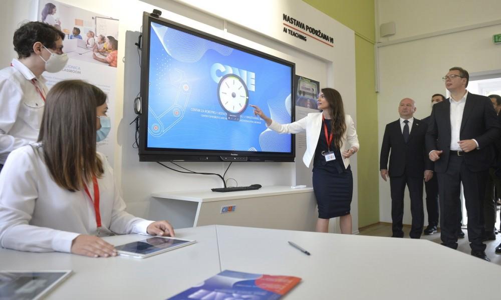 Srbija bi mogla da bude jedna od najuspešnijih zemalja u digitalnoj sferi